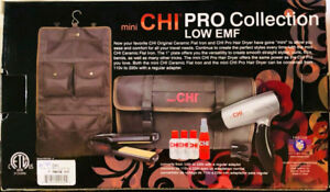 Brand New !!! MINI CHI PRO COLLECTION 7 Pieces--(FREE DELIVERY)