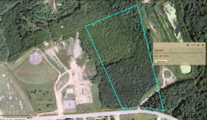 9-acre property for sale in Rogersville NB
