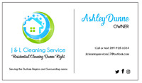 J & L Cleaning Services BONDED And INSURED