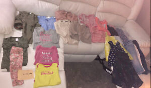 6-12 Month Baby Girl Clothing Lot