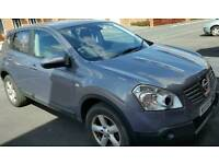 Nissan Qashqai 2008 swap for lhd or sell.