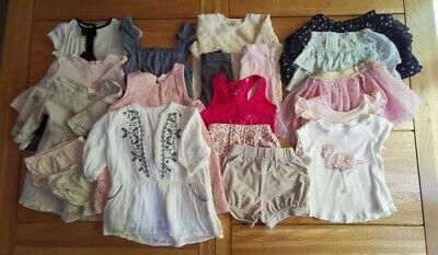 Summer clothes bundle for baby girl (18-24)m Next, Gap, Vertbaudet
