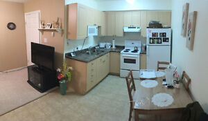 Spacious, Cozy, 1 Bed, 50+, Cleaning/laundry/daily meal inc.!!