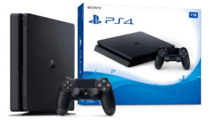★BRAND NEW PLAYSTATION 4 1TB SEALED BOX ★1 YEAR WARRANTY★