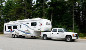 5th Wheel and Trailer Transport / Boat Trailers