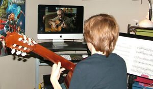 ***  Classical Guitar and Piano Lessons 514-781-4338*** West Island Greater Montréal image 4