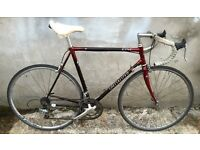 Retro Specialized Epic Road Bike - Carbon Frame