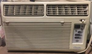 Climette 8000 BTU window Air Conditioner