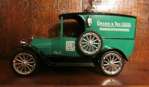 1916 STUDEBAKER Grand & Toy PANEL TRUCK TOY BANK Kitchener / Waterloo Kitchener Area image 2