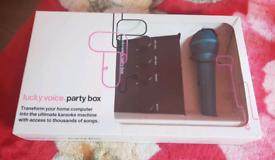 Lucky Karaoke party box -New