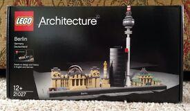 Lego Architecture Berlin Cityscape New