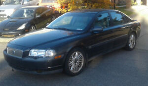 Reliable Volvo S80 4dr FWD