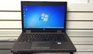 Ordinateur portable laptop HP Probook 6460b Intel® i3 windows 7