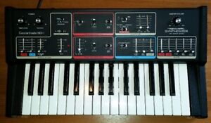 REALISTIC/MOOG MG-1 CONCERTMATE SYNTHESIZER