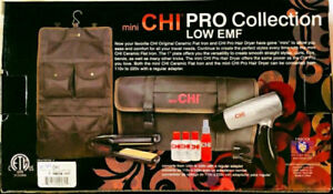 MINI CHI PRO COLLECTION 7 Pieces - Brand New - FREE DELIVERY