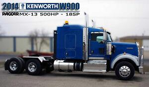 2014 KENWORTH W900B ***HEAVY SPEC*** Edmonton Edmonton Area image 2