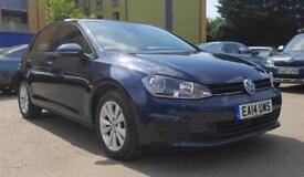 2014 Volkswagen Golf 1.4 TSI SE 122PS 5Dr