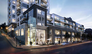 Downtown Street Level Retail Space at The Alexander!