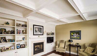 Baseboards, Casing, Doors, Wainscoting, And More!