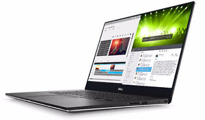 Dell XPS 15 (9550) 4K Touch Screen