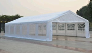 Extremely affordable party tents