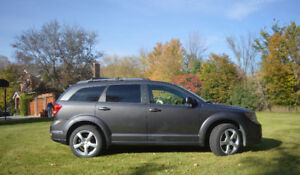 2014 Dodge Journey Limited SUV, Crossover
