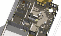ARCHITECTURAL DESIGN AND DRAFTING SERVICE