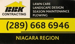 BBK Contracting - Snow Removal, Lawn Care & Property Maintenance