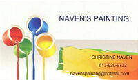 Naven's Painting (Residential Painting Services)