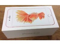 Brand New iPhone 32GB Rose Gold Unlocked to any network