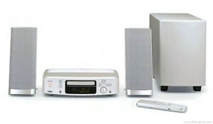 Denon S-301 --- Stereo system/home theater --- Audio