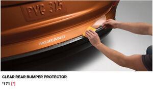 Nissan Murano Rear Bumper Protector