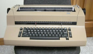 Looking For IBM Selectric II