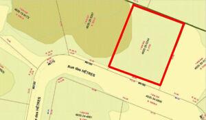 Terrain à vendre à Vaudreuil-Dorion