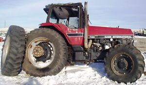 Wanted: Case IH Magnum Tractor 71xx, 72xx, 89xx With Blown Motor