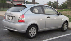2010 Hyundai Accent- Amazing on gas!
