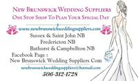 New Brunswick Wedding Suppliers Wedding DJ Photographers Halls