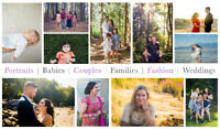 Family Outdoor Portraits for CAD 200!