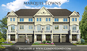 MARQUIS TOWNS- FREEHOLD TOWNS IN AJAX ( VIP ACCESS HERE )
