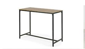MADE .COM bar table loft style
