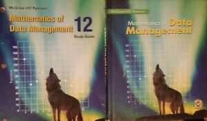 Mathematics of Data Management 12 Student Edition+