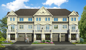 Brand New Townhouse - 3Bed+3Bath (76 Harwod Ave)