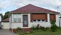 Welland Bungalow with garage