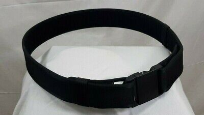 New Old Stock Gould Goodrich Black Tactical Duty Belt Police Air Soft Cosplay