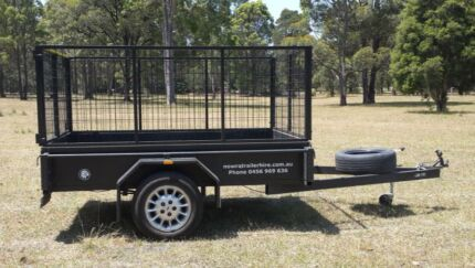 Nowra Trailer Hire - Get that Job Done!