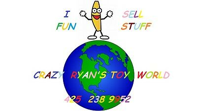 Crazy Ryan's Toy World