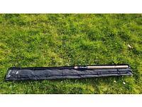 8ft Fox warrior cast 30g-100g baitcaster rod