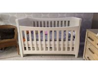 Mothercare premium baby cot RRP £450
