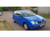54 PLATE VW POLO 1.2 E 3dR, LADY OWNER, LADY OWNER, ONLY 72K WITH SERVICE HISTORY,