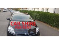 PCO READY CARS AVAILABLE TO RENT IN NORTHOLT,TOYOTA
